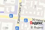 Схема проезда до компании Фінансовий Світ, ТОВ в Одессе
