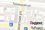 Схема проезда до компании Комиссионный компьютерный салон-магазин в Одессе