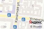Схема проезда до компании Обожамчик в Одессе