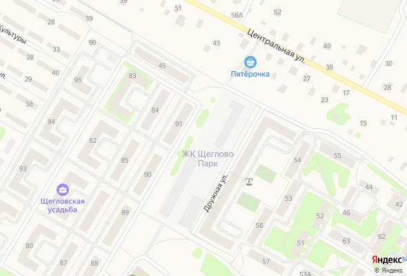 продажа квартир Щеглово Парк