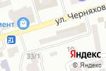 Схема проезда до компании Торгово-сервисный центр в Одессе