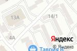 Схема проезда до компании Мини Бювет в Одессе