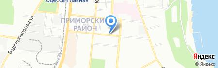 11х11 на карте Одессы