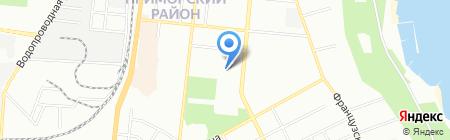 Incanto на карте Одессы