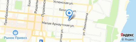 А-Профит ЧП на карте Одессы