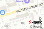 Схема проезда до компании Волшебные очки в Одессе