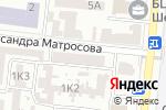 Схема проезда до компании Одесский национальный политехнический университет в Одессе