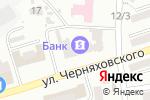 Схема проезда до компании 2click в Одессе