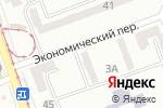 Схема проезда до компании Лазар в Одессе
