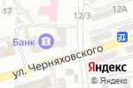 Схема проезда до компании УКРЕКСІМБАНК, ПуАТ в Одессе