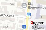 Схема проезда до компании Крафтмарин в Одессе