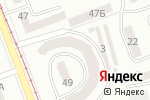 Схема проезда до компании Азимут-тур в Одессе