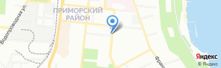 Одесбуд на карте Одессы