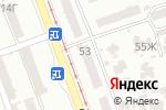 Схема проезда до компании Блиц Оптика в Одессе
