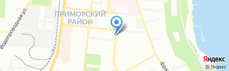Территориальное отделение ассоциации плательщиков налогов Украины в Одесской области на карте Одессы