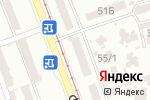 Схема проезда до компании Sano в Одессе