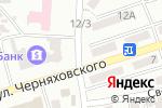 Схема проезда до компании Flowers Story в Одессе