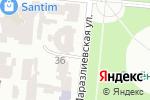 Схема проезда до компании КрыльЯ в Одессе