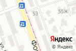 Схема проезда до компании Смайлик в Одессе