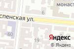 Схема проезда до компании Jazzy Buzzy в Одессе