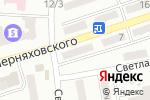 Схема проезда до компании Техноскарб в Одессе