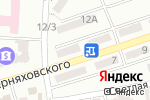 Схема проезда до компании Smile-mobile в Одессе