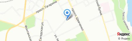 Этаж на карте Одессы