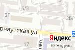 Схема проезда до компании Ярмарок в Одессе