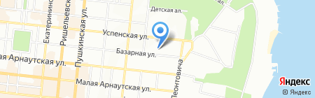 Алюр Груп на карте Одессы