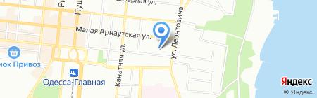 Гарант-Авто ПАО на карте Одессы