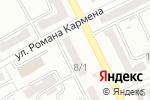 Схема проезда до компании Lena Largo в Одессе