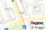 Схема проезда до компании Берегиня в Одессе