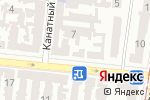 Схема проезда до компании Велосипедный клуб в Одессе