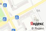 Схема проезда до компании Балу в Одессе