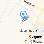 Жилищно-коммунальная компания на карте Санкт-Петербурга