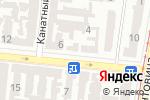 Схема проезда до компании Глобус в Одессе