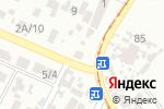 Схема проезда до компании Хафеп-Украина в Одессе