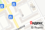Схема проезда до компании Инсталл-Плюс в Одессе