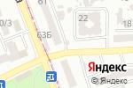 Схема проезда до компании Омега-Сервис в Одессе