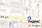 Схема проезда до компании Mr.Grill в Одессе