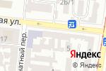 Схема проезда до компании Агросервис в Одессе