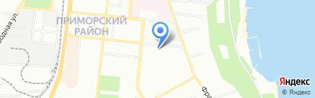 Банкомат Укрінбанк на карте Одессы