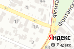 Схема проезда до компании Соло в Одессе