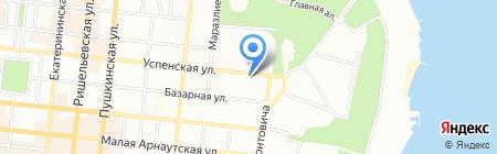 PZU Украина на карте Одессы