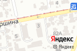 Схема проезда до компании Агро Фэктори в Одессе
