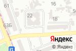 Схема проезда до компании Шлейф в Одессе