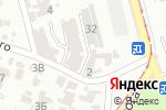 Схема проезда до компании Профи-Т в Одессе
