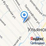Цаблинская основная общеобразовательная школа на карте Санкт-Петербурга