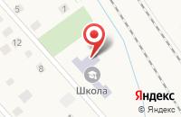 Схема проезда до компании Ульяновская средняя общеобразовательная школа в Ульяновке