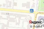 Схема проезда до компании Сахар в Одессе
